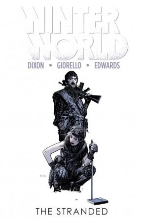 WINTERWORLD VOLUME 2 STRANDED GRAPHIC NOVEL