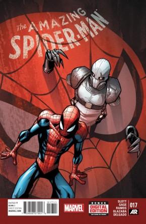 AMAZING SPIDER-MAN #17 (2014 SERIES)