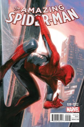 AMAZING SPIDER-MAN #17.1 (2014 SERIES) DELLOTTO VARIANT