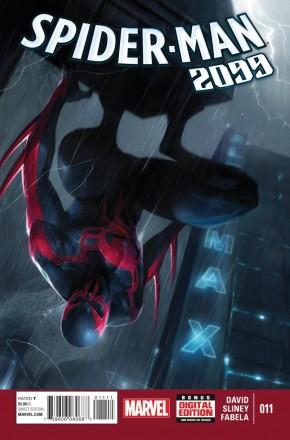 SPIDER-MAN 2099 #11 (2014 SERIES)