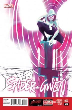 SPIDER-GWEN #3 (2015a SERIES)