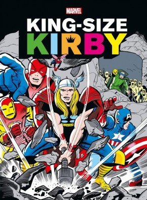KING SIZE KIRBY SLIPCASE EDITION HARDCOVER