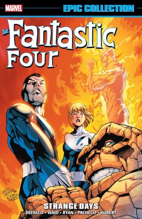 FANTASTIC FOUR EPIC COLLECTION STRANGE DAYS GRAPHIC NOVEL