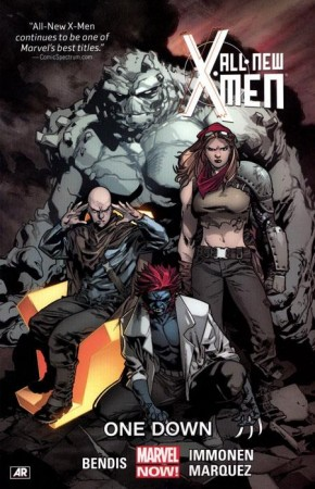 ALL NEW X-MEN VOLUME 5 ONE DOWN GRAPHIC NOVEL