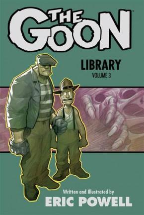 GOON VOLUME 3 LIBRARY EDITION HARDCOVER