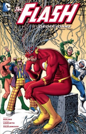 FLASH BY GEOFF JOHNS BOOK 2 GRAPHIC NOVEL
