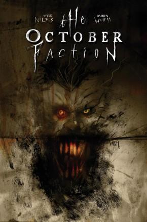 OCTOBER FACTION VOLUME 2 GRAPHIC NOVEL