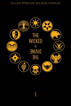 WICKED + THE DIVINE VOLUME 1 YEAR ONE HARDCOVER