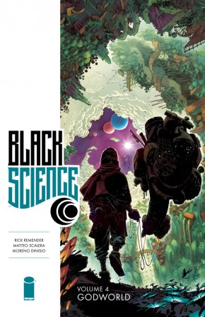 BLACK SCIENCE VOLUME 4 GODWORLD GRAPHIC NOVEL