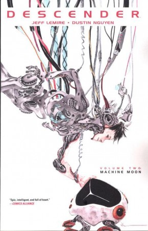 DESCENDER VOLUME 2 MACHINE MOON GRAPHIC NOVEL