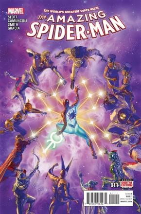 AMAZING SPIDER-MAN #11 (2015 SERIES)