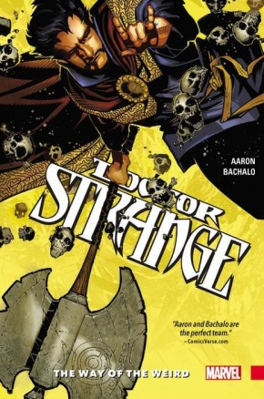 DOCTOR STRANGE VOLUME 1 THE WAY OF THE WEIRD HARDCOVER