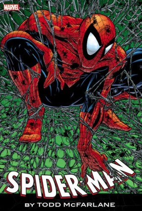 SPIDER-MAN BY TODD MCFARLANE OMNIBUS HARDCOVER
