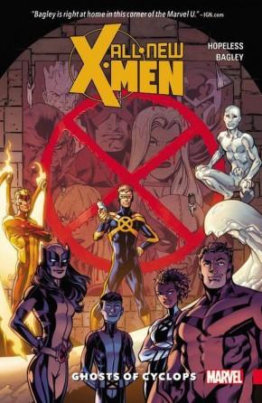 ALL NEW X-MEN INEVITABLE VOLUME 1 GHOSTS OF CYCLOPS GRAPHIC NOVEL
