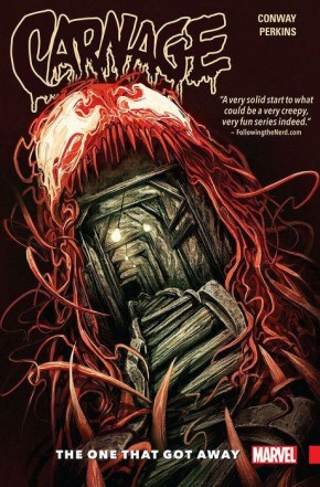 CARNAGE VOLUME 1 THE ONE THAT GOT AWAY GRAPHIC NOVEL