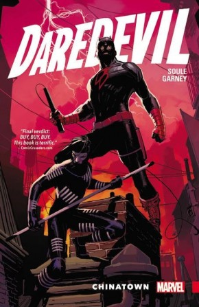 DAREDEVIL BACK IN BLACK VOLUME 1 CHINATOWN GRAPHIC NOVEL