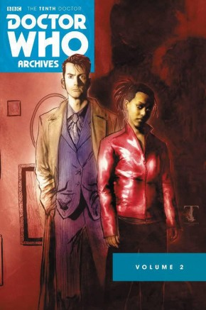 DOCTOR WHO 10TH DOCTOR ARCHIVES OMNIBUS VOLUME 2 GRAPHIC NOVEL