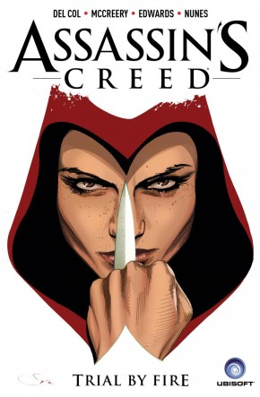 ASSASSINS CREED VOLUME 1 TRIAL BY FIRE GRAPHIC NOVEL