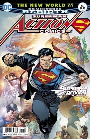 ACTION COMICS #977 (2016 SERIES)