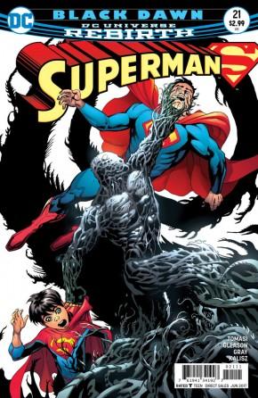 SUPERMAN #21 (2016 SERIES)