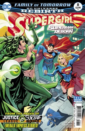 SUPERGIRL #8 (2016 SERIES)