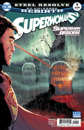 SUPERWOMAN #9 (2016 SERIES)