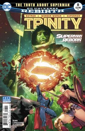 TRINITY #8 (2016 SERIES)