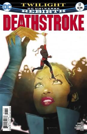 DEATHSTROKE #17 (2016 SERIES)