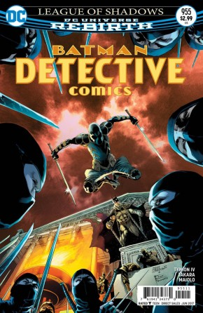 DETECTIVE COMICS #955 (2016 SERIES)