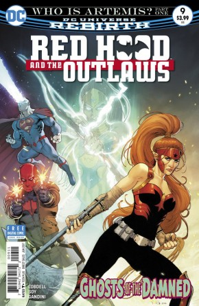 RED HOOD AND THE OUTLAWS #9 (2016 SERIES)