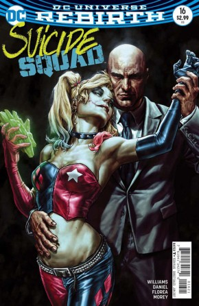 SUICIDE SQUAD #16 (2016 SERIES) VARIANT EDITION