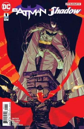 BATMAN THE SHADOW #1