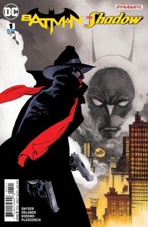 BATMAN THE SHADOW #1 SALE VARIANT COVER