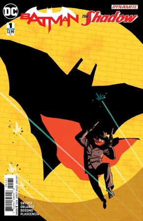BATMAN THE SHADOW #1 CHIANG VARIANT COVER