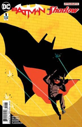 BATMAN THE SHADOW #1 CHIANG VARIANT COVER