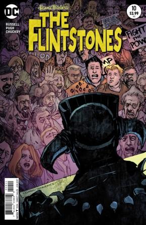 FLINTSTONES #10