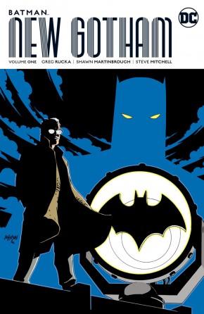 BATMAN NEW GOTHAM VOLUME 1 GRAPHIC NOVEL