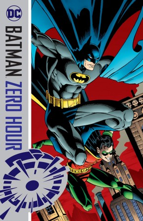 BATMAN ZERO HOUR GRAPHIC NOVEL