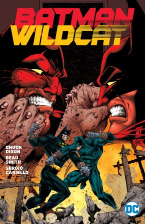 BATMAN WILDCAT GRAPHIC NOVEL