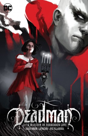 DEADMAN DARK MANSION OF FORBIDDEN LOVE GRAPHIC NOVEL
