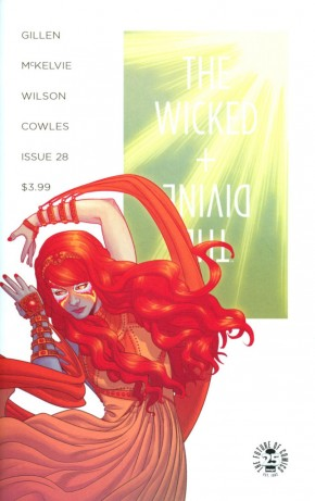WICKED AND DIVINE #28
