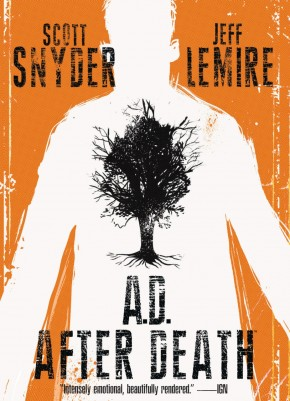 AD AFTER DEATH HARDCOVER
