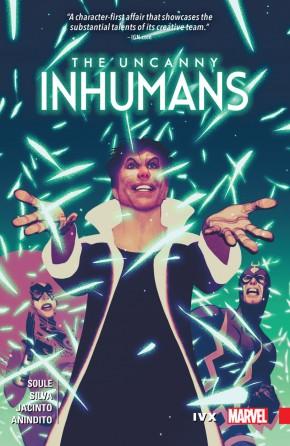 UNCANNY INHUMANS VOLUME 4 IVX GRAPHIC NOVEL