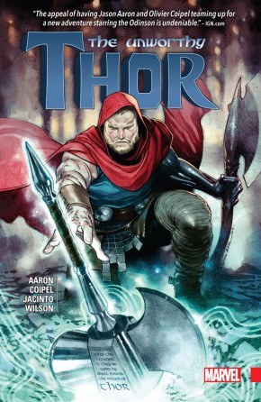 UNWORTHY THOR GRAPHIC NOVEL