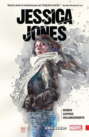 JESSICA JONES VOLUME 1 UNCAGED GRAPHIC NOVEL