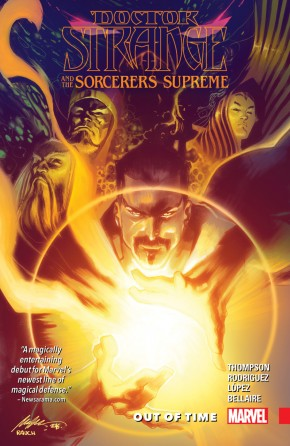 DOCTOR STRANGE AND THE SORCERERS SUPREME VOLUME 1 OUT OF TIME GRAPHIC NOVEL