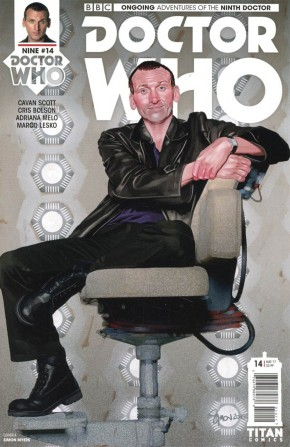 DOCTOR WHO 9TH #14