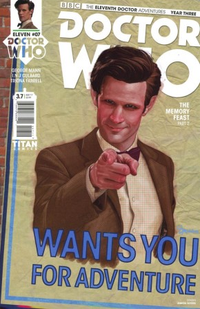 DOCTOR WHO 11TH YEAR THREE #7