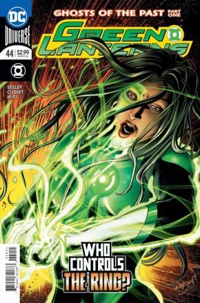 GREEN LANTERNS #44