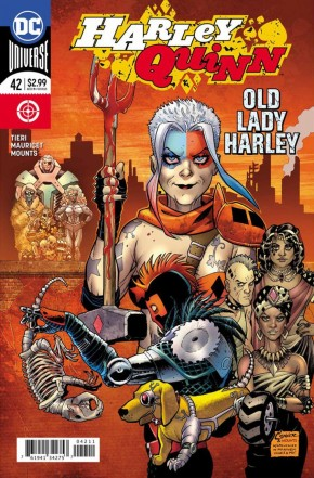 HARLEY QUINN #42 (2016 SERIES)